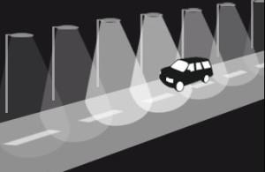 Bei der Straßenbeleuchtung kann noch viel Energie eingespart werden