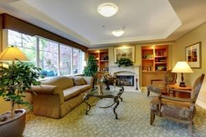 stimmungsvolle beleuchtung f r das wohnzimmer lampe magazin. Black Bedroom Furniture Sets. Home Design Ideas