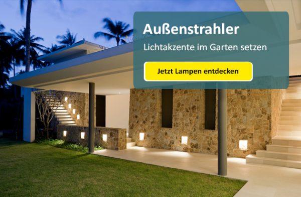 aussenbeleuchtung und gartenleuchten, dekorative außenbeleuchtung für den garten | lampe magazin, Innenarchitektur