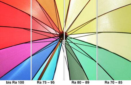 Farbwiedergabe
