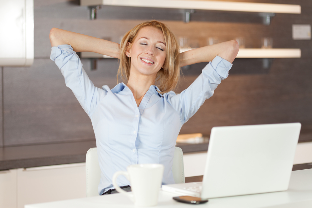 Ein gutes Lichtkonzept trägt gezielt zu Entspannung und Konzentration im Zuhause bei