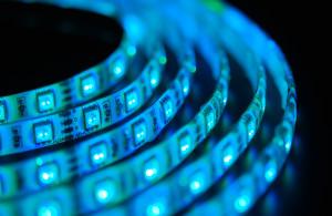 LED-Stripes können auf sehr vielfältige Weise zur Beleuchtung verwendet werden