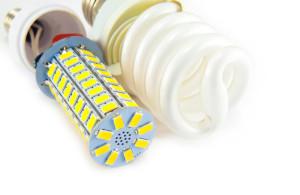 LED-Lampen sind Energiesparlampen in vielerlei Hinsicht überlegen