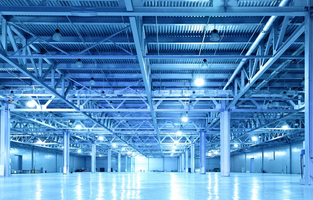Beleuchtung von Industriehallen: Steigerung des Lichtstroms bei LEDs ...
