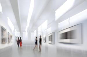 Die Beleuchtung in Museen ist grundlegend für die angemessene Wahrnehmung der Ausstellungsstücke
