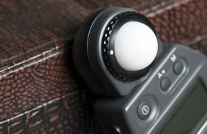 Die Lichtmesser-App fürs Smartphone