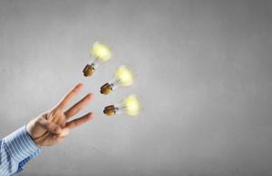 Die `großen 3` der Lichtbranche