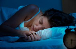 Nachtlicht stört beim schlafen