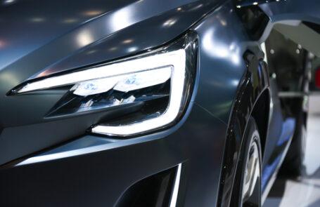 LED-Autoscheinwerfer