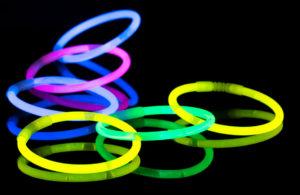 Knicklichter Leuchtarmband