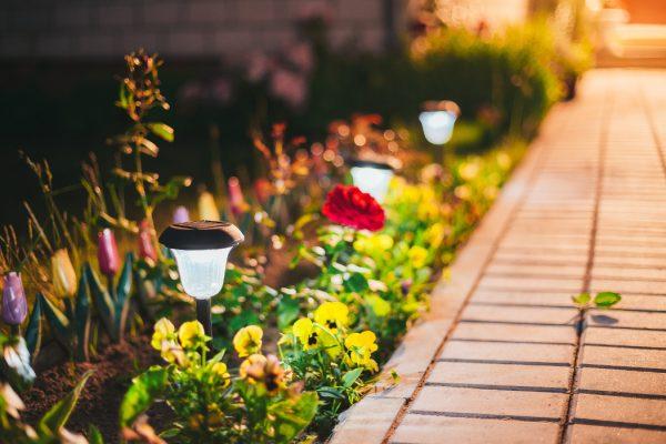 Gartenbeleuchtung_Außenleuchten