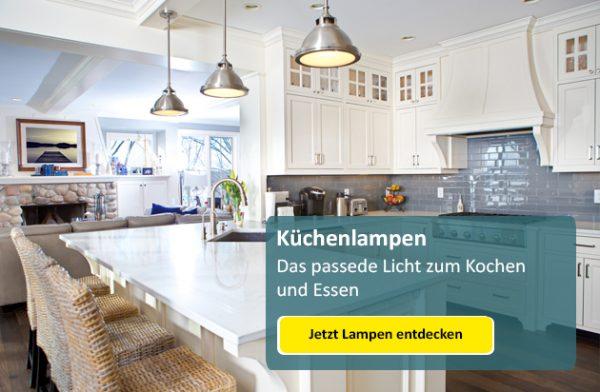 Küchenbeleuchtung: 10 Beleuchtungstrends für die Küche ...