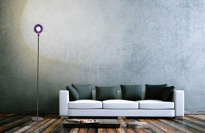 Puk Top Light Designer Stehlampe
