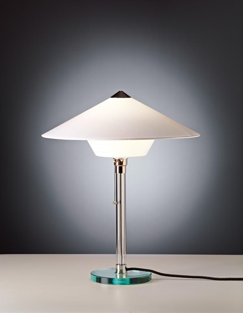 Impresionante Wagenfeld Lampe Imagen De Lamparas Decorativo