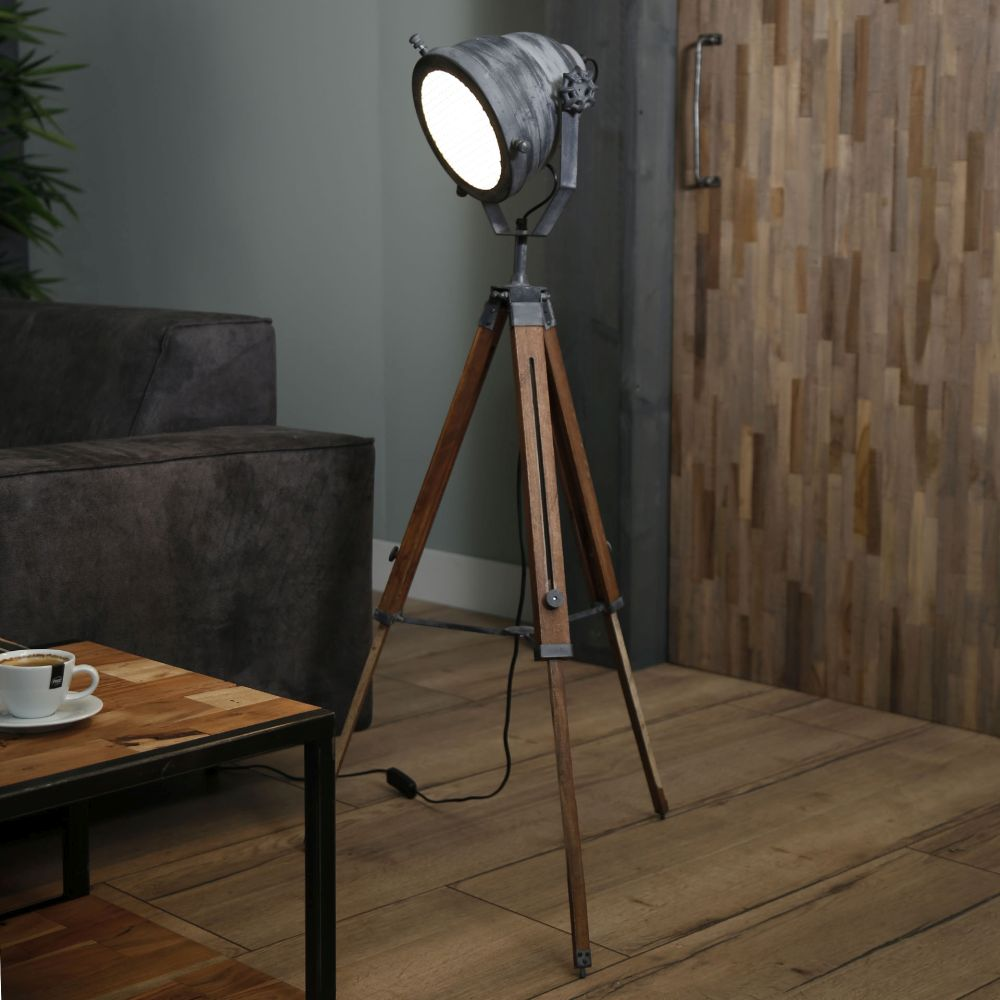 Holzlampen Die Schonsten Lampen Aus Holz Lampe Magazin