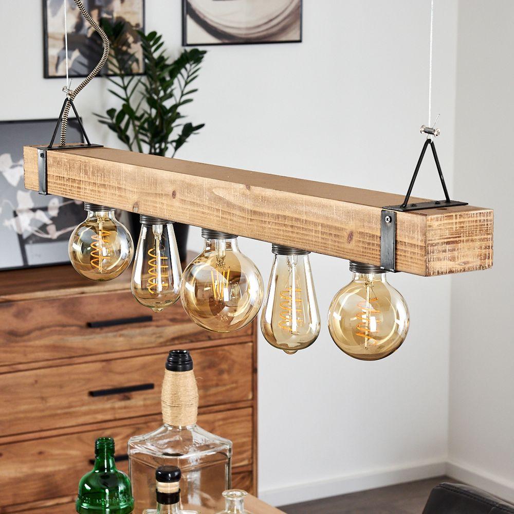 Holzlampen: Die schönsten Lampen aus Holz  Lampe Magazin