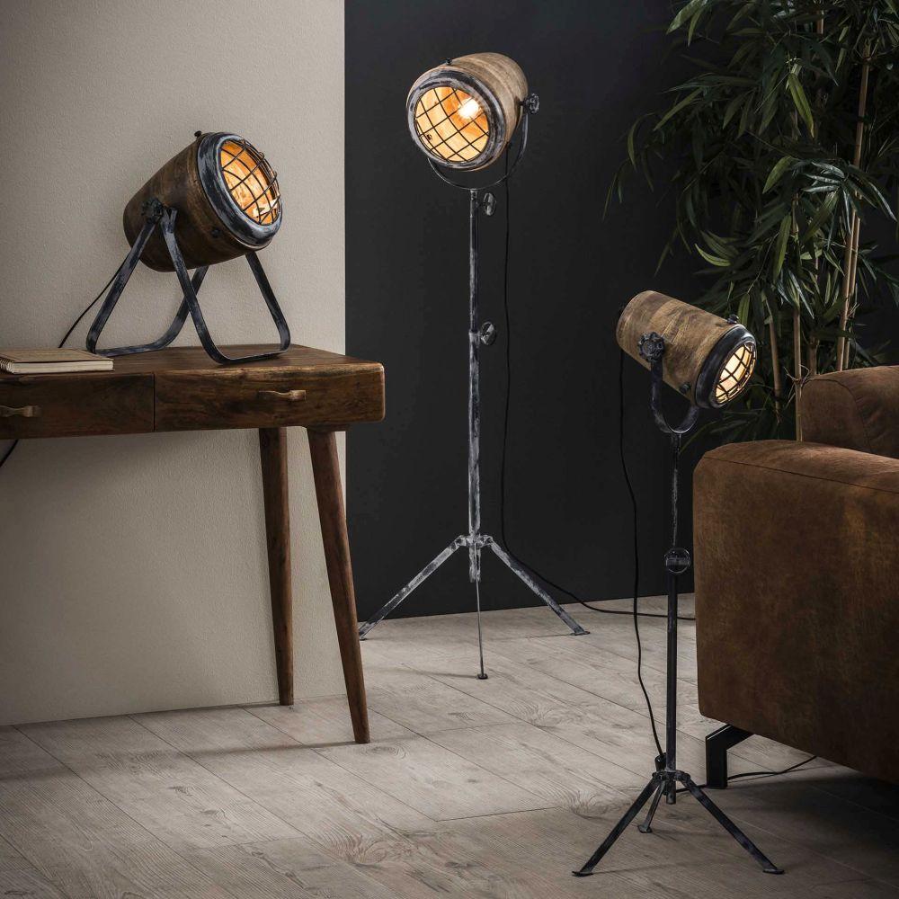 Tripod Stehlampen Modern Einrichten Mit Dreibein Stehlampen