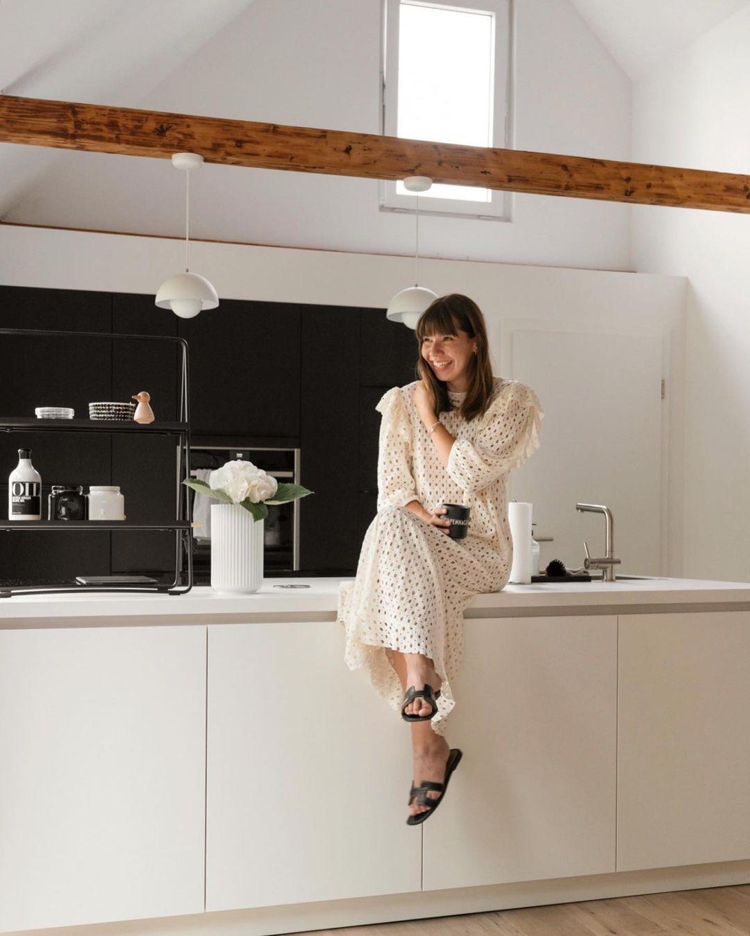 Interior-Bloggerin Sarah hilft uns den minimalistischen Wohnstil zu verstehen