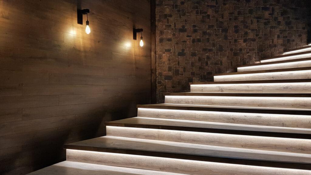 LED Treppenleuchten