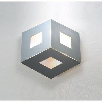Bopp Leuchten BOX BASIC Wandleuchte LED Bunt, Aluminium, 3-flammig