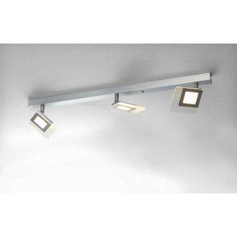 Bopp LINE Deckenleuchte LED Aluminium, 3-flammig
