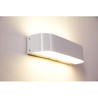 Trio Leuchten ADRIANO Wandleuchte LED Weiß, 2-flammig