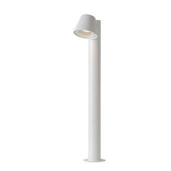Lucide DINGO-LED Pollerleuchte Weiß, 1-flammig