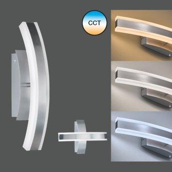 Fischer & Honsel Stiff TW Wandleuchte LED Aluminium, 1-flammig