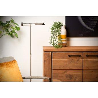 Lucide NUVOLA Stehlampe LED Chrom, 1-flammig