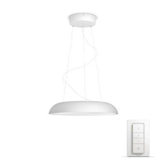 Philips Hue Ambiance White Amaze Pendelleuchte LED Weiß, 1-flammig, Fernbedienung