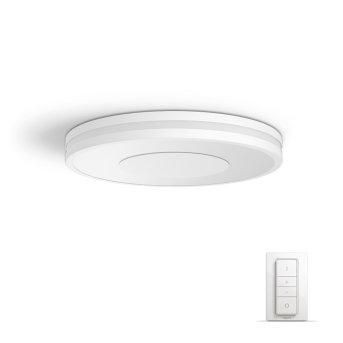 Philips Hue Ambiance White Being Deckenleuchte LED Weiß, 1-flammig, Fernbedienung