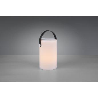 Reality Bermuda Tischleuchte LED Weiß, 1-flammig, Farbwechsler
