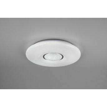 Reality Lia Deckenleuchte LED Weiß, 1-flammig, Farbwechsler