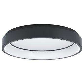 Eglo MARGHERA Deckenleuchte LED Schwarz, 1-flammig, Farbwechsler