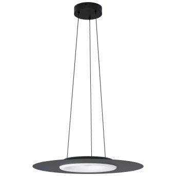 Eglo COMPO ROSSO Hängeleuchte LED Schwarz, 1-flammig, Farbwechsler