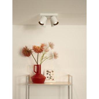 Lucide NIGEL Deckenstrahler LED Weiß, 4-flammig