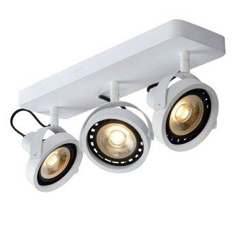 Lucide TALA Deckenstrahler LED Weiß, 3-flammig