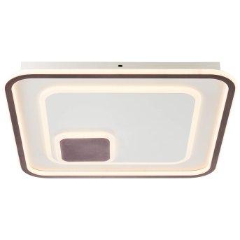 Brilliant Argulon Deckenleuchte LED Weiß, 1-flammig, Fernbedienung