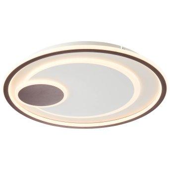 Brilliant Circulon Deckenleuchte LED Weiß, 1-flammig, Fernbedienung