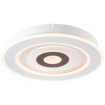 Brilliant Vanela Deckenleuchte LED Weiß, 1-flammig, Fernbedienung