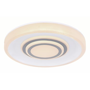 Globo LAMBRUS Deckenleuchte LED Weiß, 1-flammig