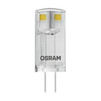 Osram LED G4 0,9 Watt 2700 Kelvin 100 Lumen