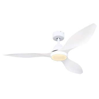 Globo MAGGIE Deckenventilator LED Weiß, 1-flammig