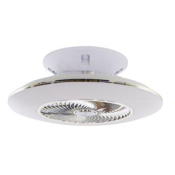 Globo KELLO Deckenventilator LED Weiß, 1-flammig