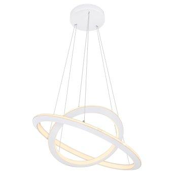 Globo KELANI Hängeleuchte LED Weiß, 1-flammig