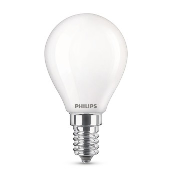 Philips LED E14 40 Watt 4000 Kelvin 470 Lumen