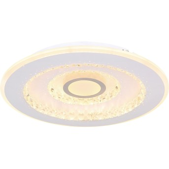 Globo PILLO Deckenleuchte LED Weiß, 1-flammig