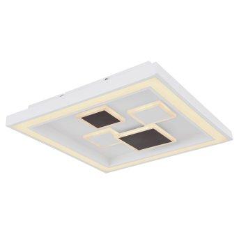 Globo NOLO Deckenleuchte LED Weiß, 1-flammig, Farbwechsler