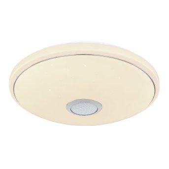 Globo CONNOR Deckenleuchte LED Weiß, 1-flammig