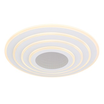Globo JOCELYN Deckenleuchte LED Weiß, 1-flammig